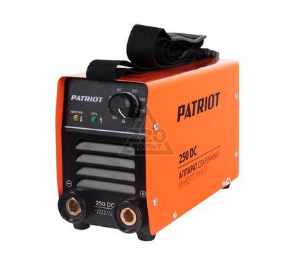 Сварочный аппарат PATRIOT 250DC MMA
