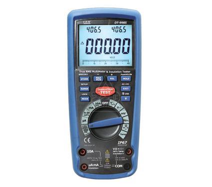 Измеритель CEM DT-9985