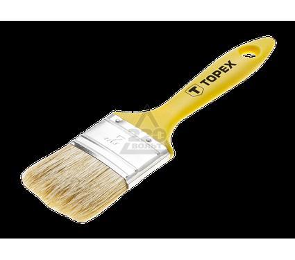 Кисть плоская TOPEX 20B933