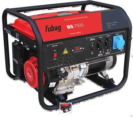 ���������� ��������� FUBAG BS 7500
