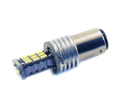 Лампа автомобильная ОРИОН BA15D-1157 21SMD