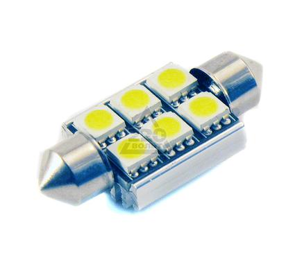 Лампа автомобильная ОРИОН HT-07-3906 6SMD