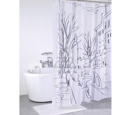 Штора для ванной комнаты IDDIS SCID170P
