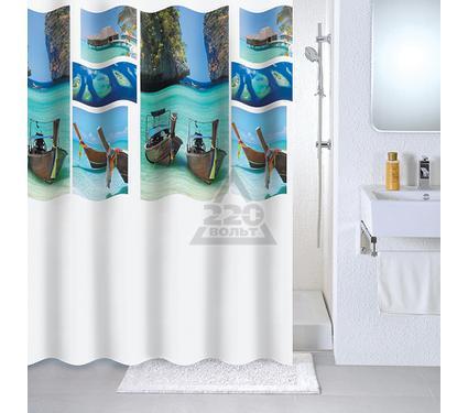 Штора для ванной комнаты MILARDO 534V180M11