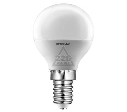 Лампа светодиодная ERGOLUX 12138 LED-G45-5W-E14-3K