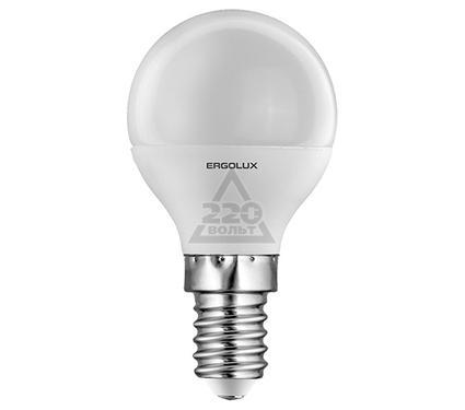 Лампа светодиодная ERGOLUX 12141 LED-G45-5W-E27-4K