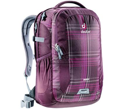 Рюкзак DEUTER 2015 Daypacks Giga aubergine check