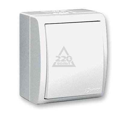 Выключатель SIMON 15 Aqua 1-клавишный 1594104-030