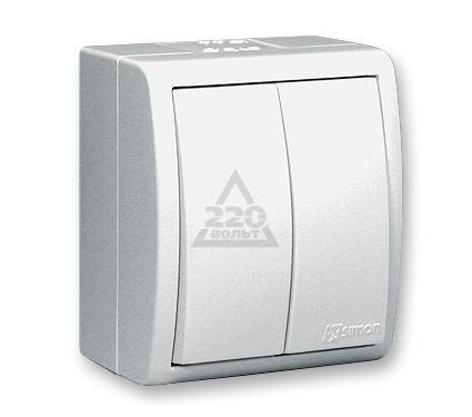 Выключатель SIMON 15 Aqua 1594398-030