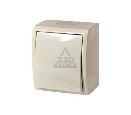 Выключатель SIMON 15 Aqua 1594101-031