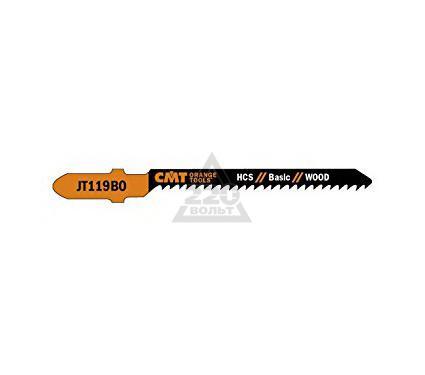 Пилки для лобзика CMT JT119BO-5