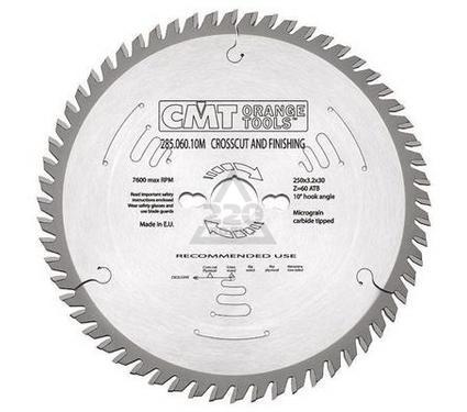 Круг пильный твердосплавный CMT 285.072.12M