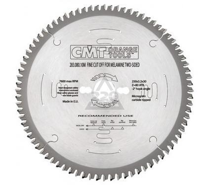Круг пильный твердосплавный CMT 297.080.11M