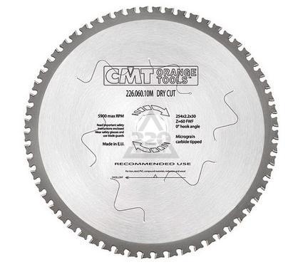 Круг пильный твердосплавный CMT 226.072.14