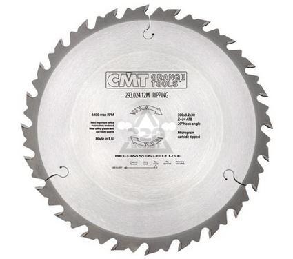 Круг пильный твердосплавный CMT 293.028.12M
