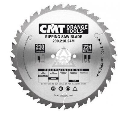 Круг пильный твердосплавный CMT 290.160.12H