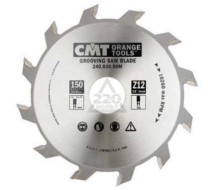 Круг пильный твердосплавный CMT 240.030.06M