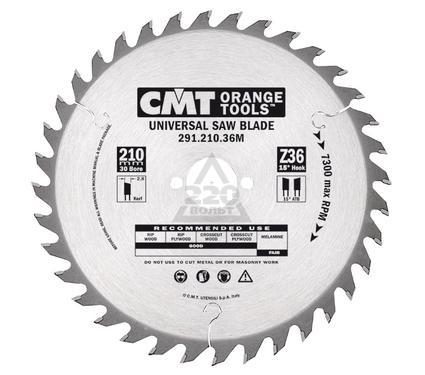 Круг пильный твердосплавный CMT 291.200.36M