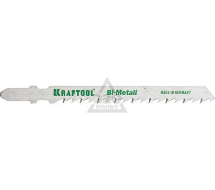 Пилки для лобзика KRAFTOOL 159520-4