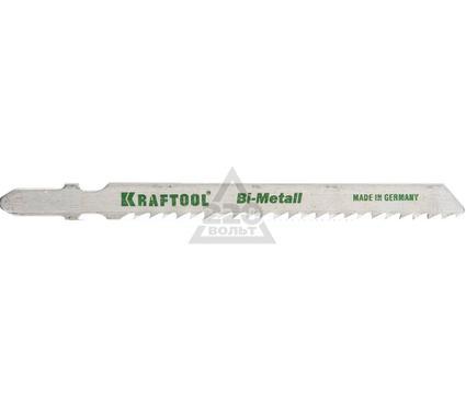 Пилки для лобзика KRAFTOOL 159556-3
