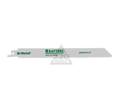 Полотно пильное KRAFTOOL 159705-U18
