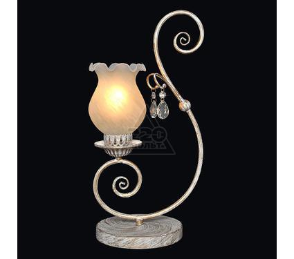 Лампа настольная МАКСИСВЕТ 5-4210-1-WHS E14