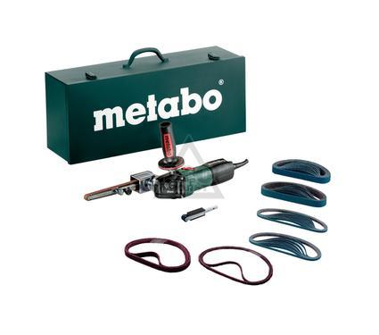 Машинка шлифовальная ленточная METABO BFE9-20Set