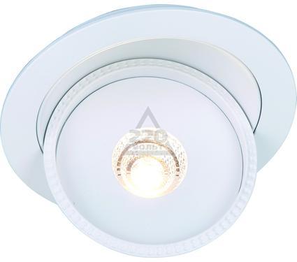 Светильник встраиваемый ARTE LAMP A3015PL-1WH