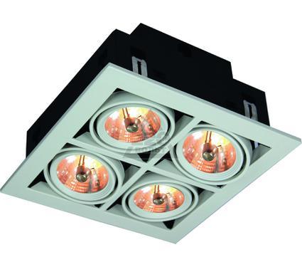 Светильник встраиваемый ARTE LAMP A5930PL-4WH