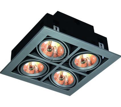 Светильник встраиваемый ARTE LAMP A5930PL-4SI