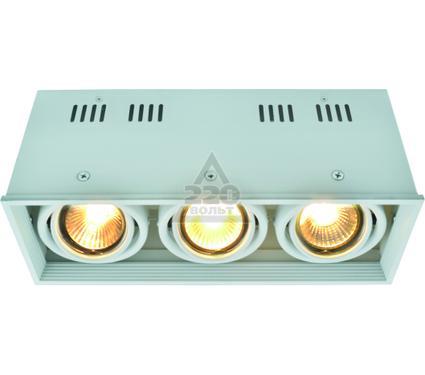 Светильник встраиваемый ARTE LAMP A5942PL-3WH