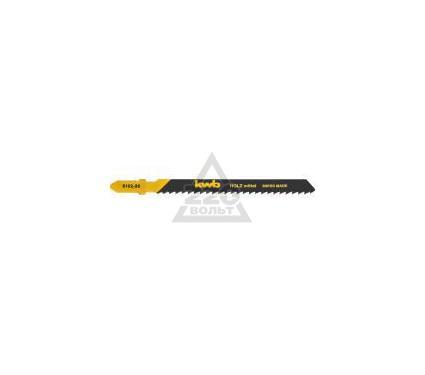 Пилки для лобзика KWB 6203-20