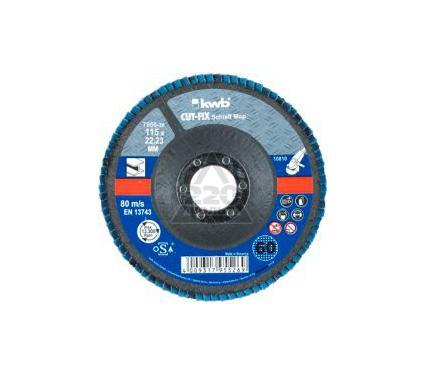 Круг Лепестковый Торцевой (КЛТ) KWB 7955-24