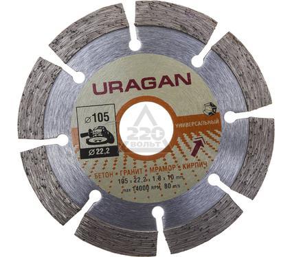 Круг алмазный URAGAN 909-12111-105
