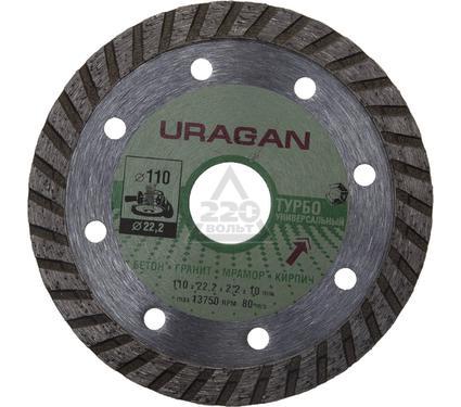 Круг алмазный URAGAN 909-12131-110