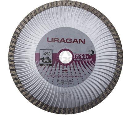 Круг алмазный URAGAN 909-12151-200