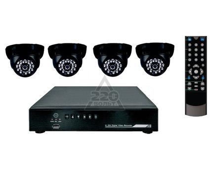 Комплект видеонаблюдения PROCONNECT 45-0413
