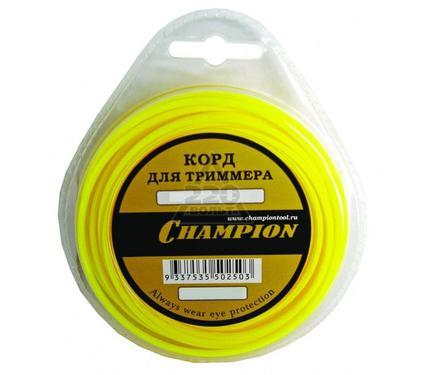 Леска для триммеров CHAMPION C5012