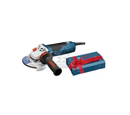 УШМ (болгарка) BOSCH GWS 17-125 CIE 06017960R3 + ящик L-Boxx Mini