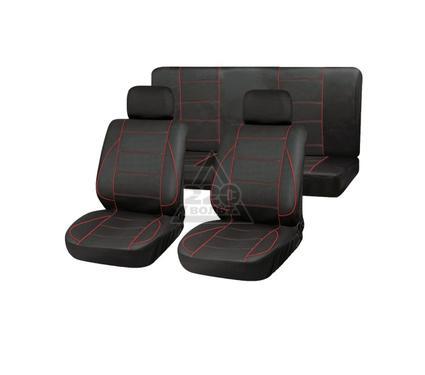 Чехол на сиденье SKYWAY SW-101070 BK/RD/S01301022