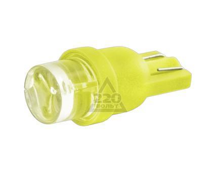 Лампа светодиодная SKYWAY ST10-1led (вогнутая) Y /T10-1LED Y
