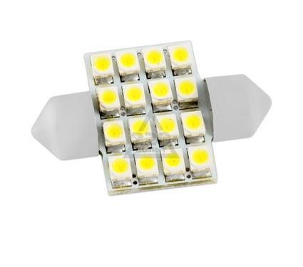 Лампа светодиодная SKYWAY SJ-16SMD-1206-31MM/SJ-1610B