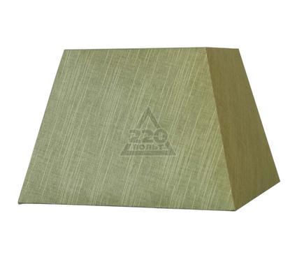 Абажур LAMPLANDIA 7810-2 PYRAMID WILD SILK GREEN