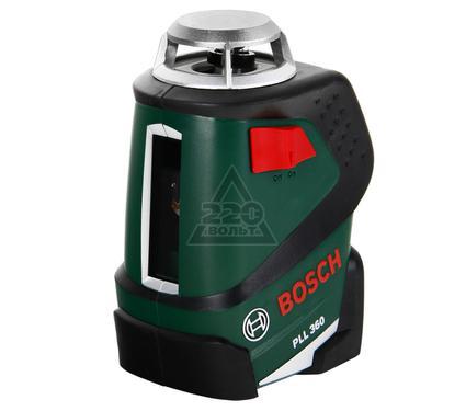 Уровень лазерный BOSCH PLL 360