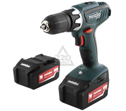 ����� �������������� METABO BS 18 Li  2xLiION 3.0��