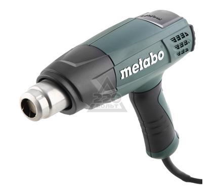 Фен технический METABO HE 20-600 с насадками