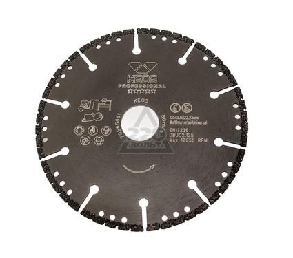 Круг алмазный KEOS DBU02.125