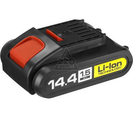 Аккумулятор ЗУБР АКБ-14.4-Ли 15М1