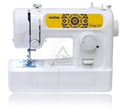 Швейная машинка BROTHER VitrageM73