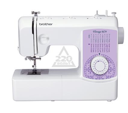 Швейная машинка BROTHER VitrageM79